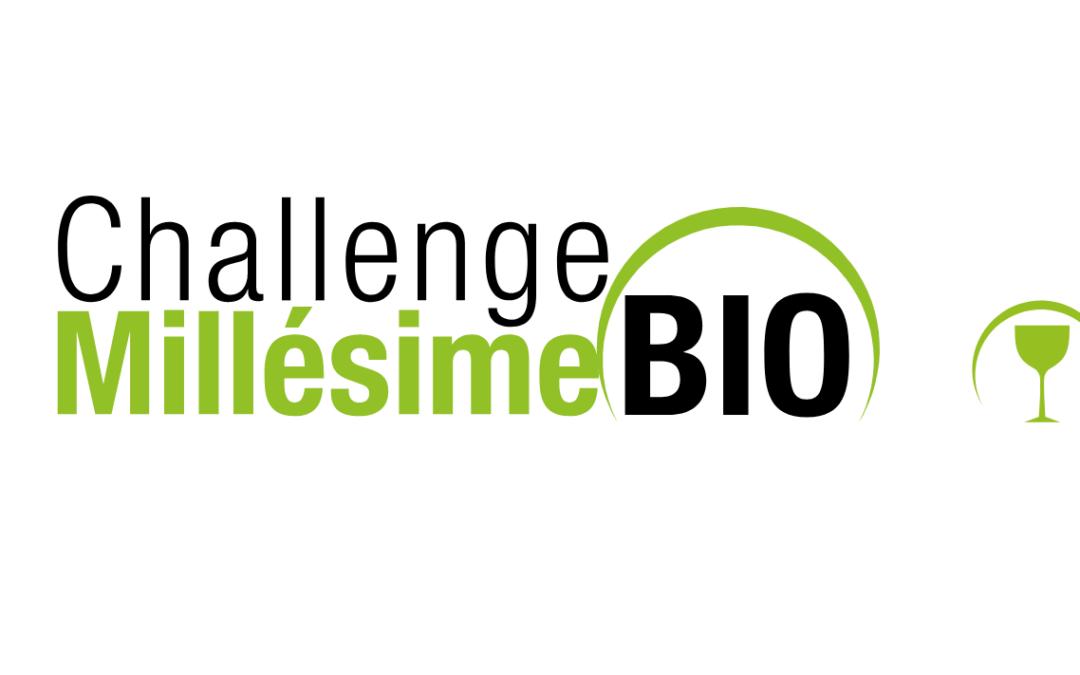 5 médailles au Challenge Millésime Bio 2021