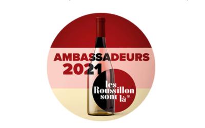 Grand Red, Ambassadeur du Roussillon 2021
